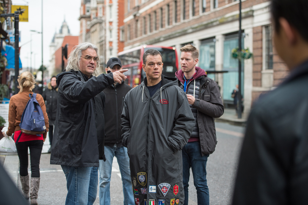 "MATT DAMON returns to his most iconic role in ""Jason Bourne."" PAUL GREENGRASS, the director of The Bourne Supremacy and The Bourne Ultimatum, once again joins Damon for the next chapter of Universal Pictures??Bourne franchise, which finds the CIA?™s most lethal former operative drawn out of the shadows."